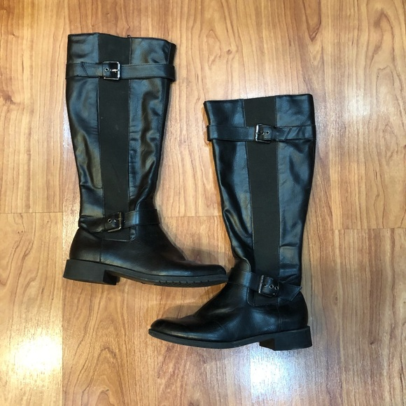 discount shop stylish design limited sale Wide with wide calf A2 tall boots ride out